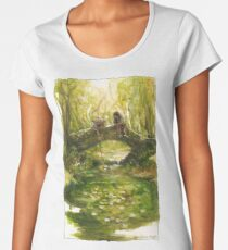 Shire Bridge (original) Women's Premium T-Shirt