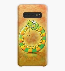 Snake Biting its own Tail Case/Skin for Samsung Galaxy