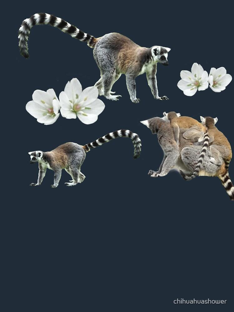 Lemur love by chihuahuashower