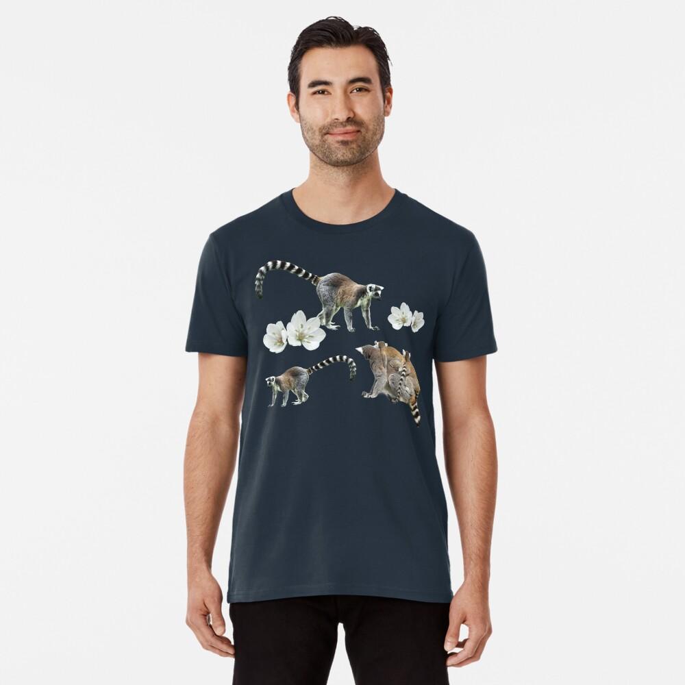 Lemur love Premium T-Shirt