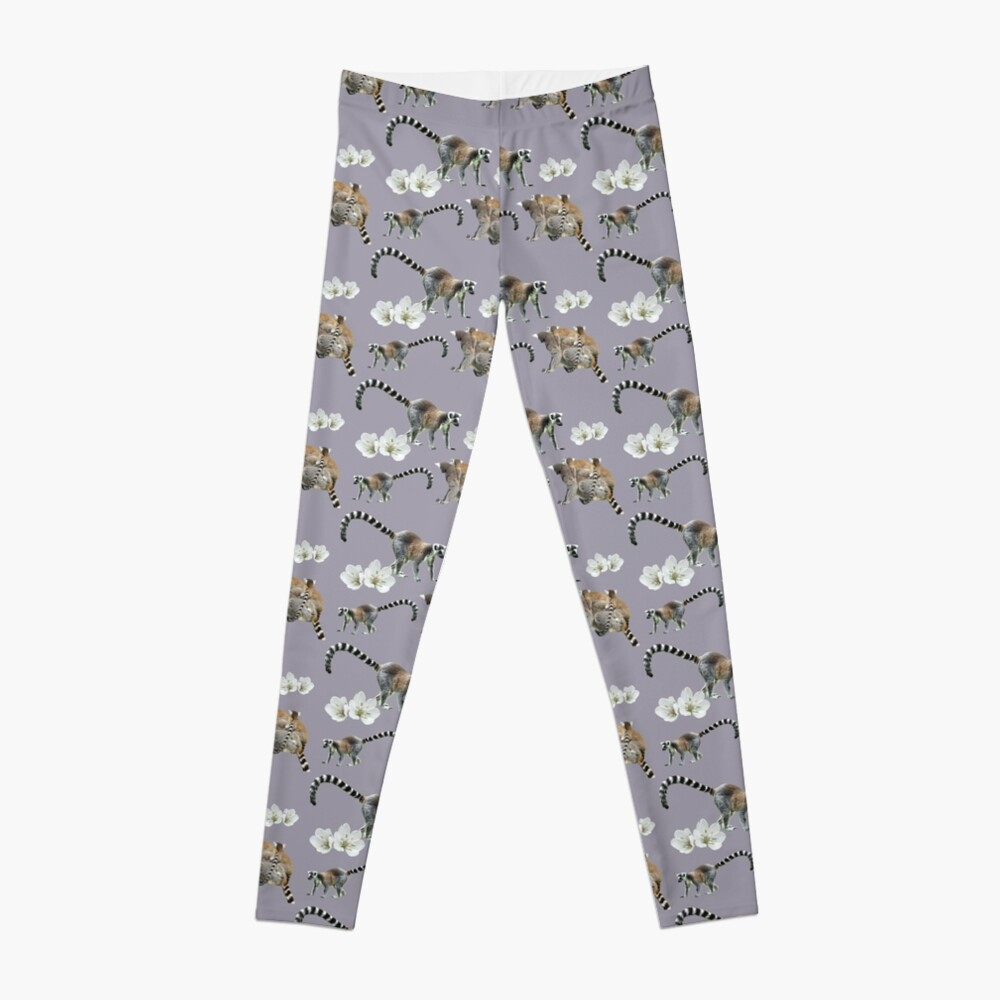 Lemur love Leggings
