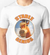 Stable Genius (Impact) Unisex T-Shirt