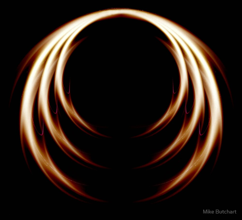 Rings of fire... by Mike Butchart