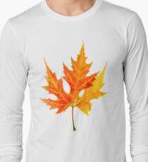 autumn maple-leaf Long Sleeve T-Shirt