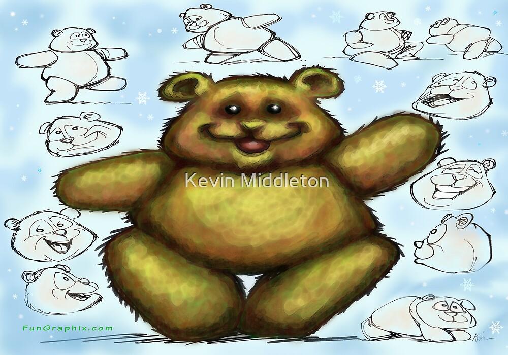 Teddy Bear by Kevin Middleton