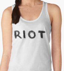 Riot Women's Tank Top