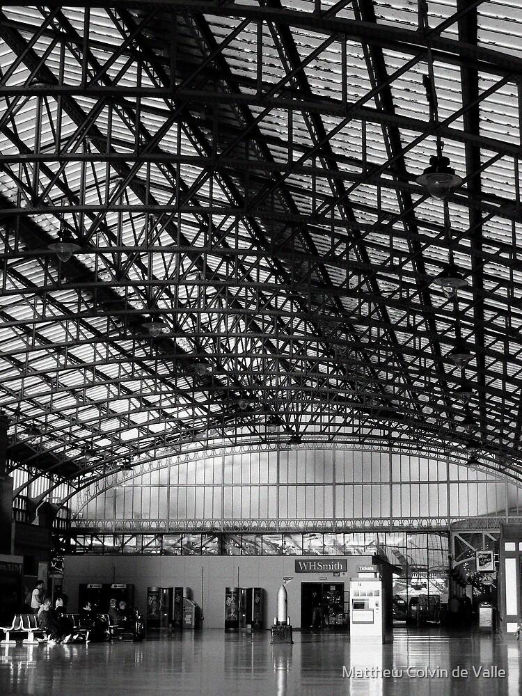 Aberdeen Railway Station by Matthew Colvin de Valle