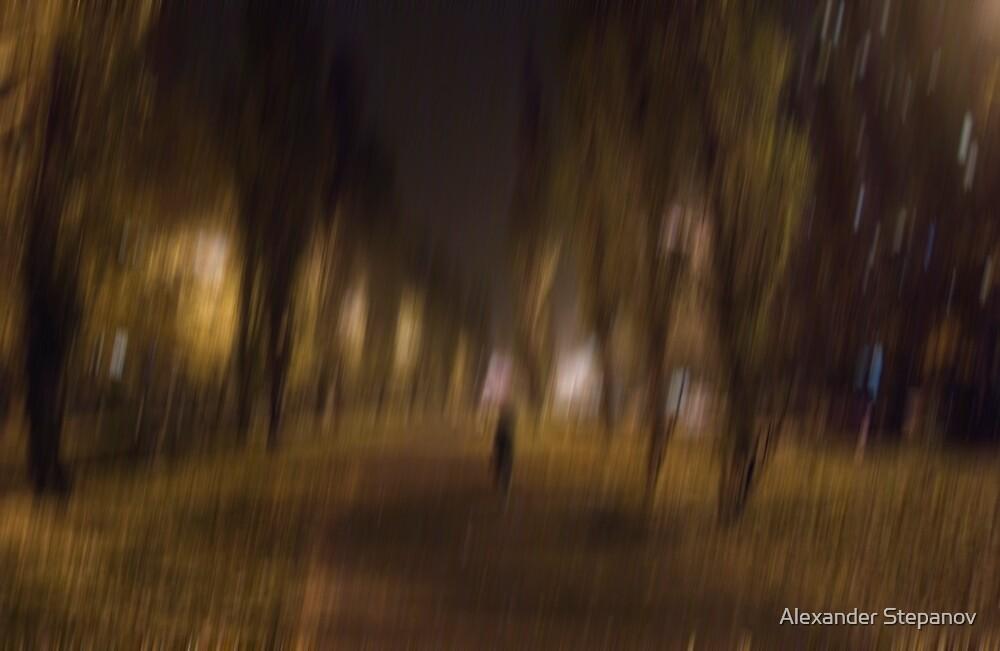 City Night 1 by Alexander Stepanov