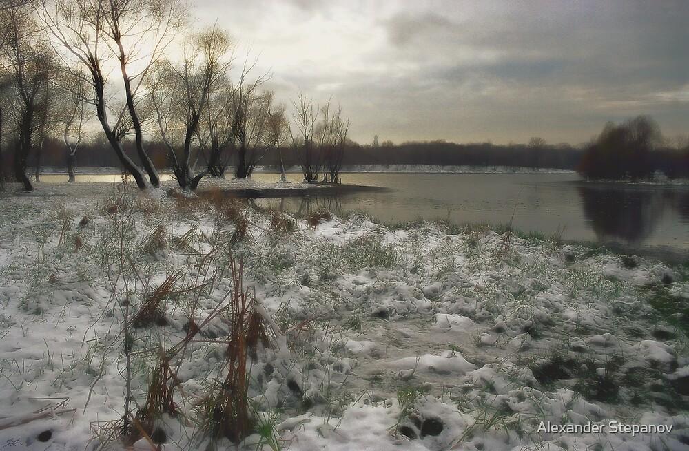 First Snow by Alexander Stepanov