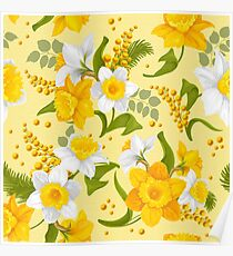 One Daffodil Is Too Few! Poster