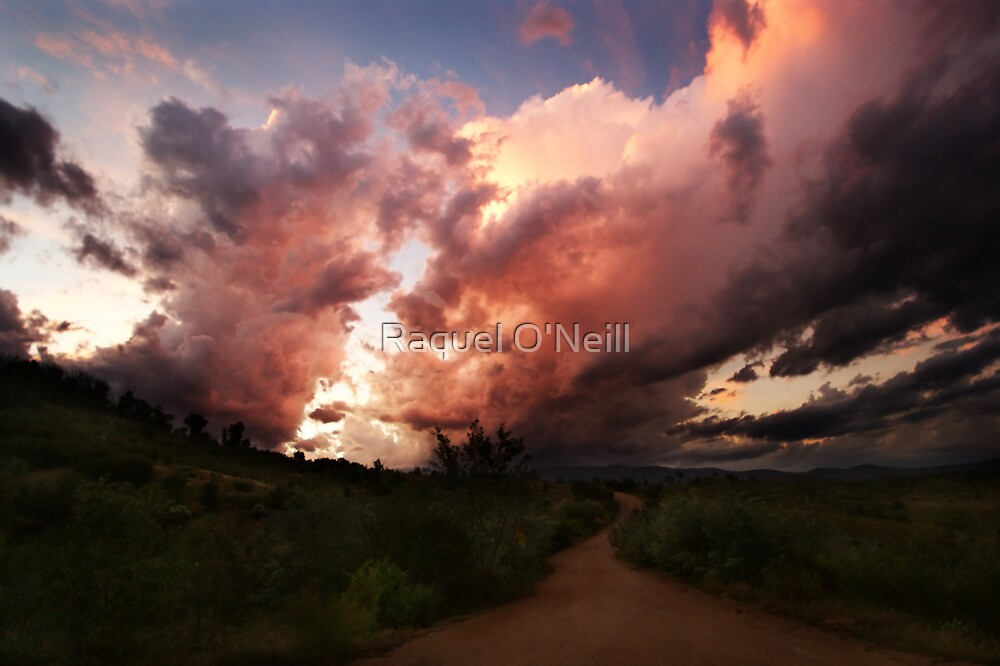 As the Storm Passes by Raquel O'Neill