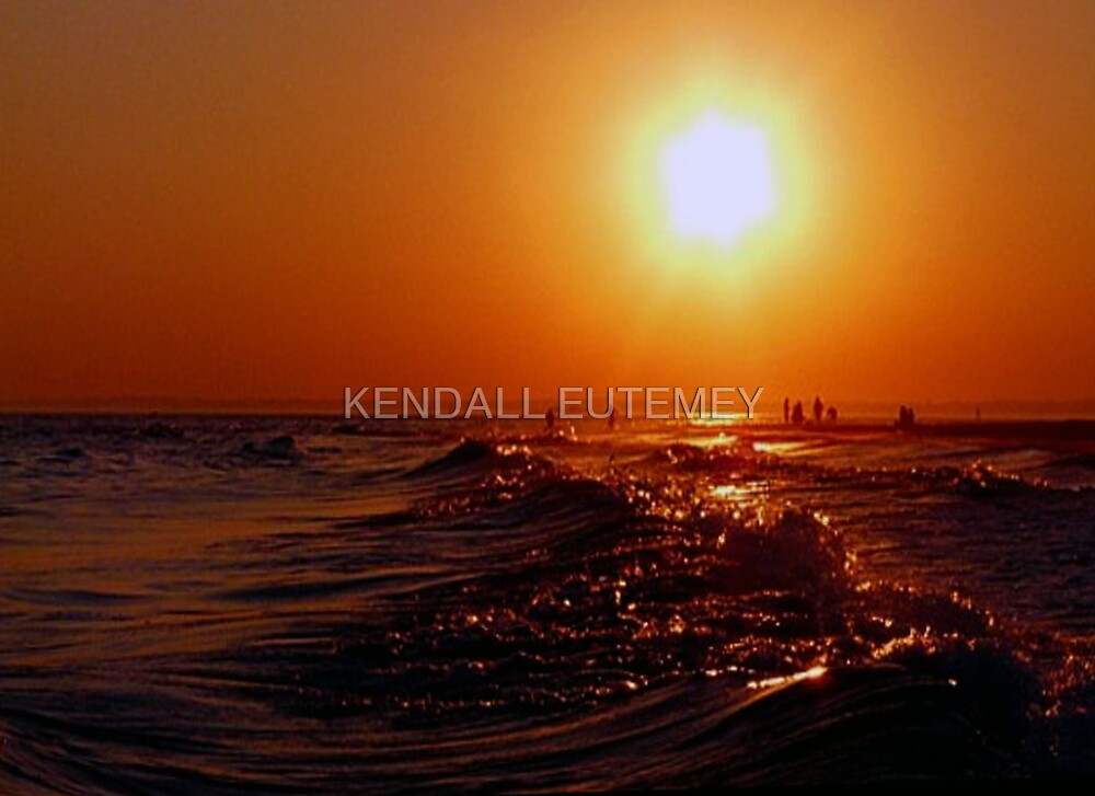 KENDALL BEACH by KENDALL EUTEMEY