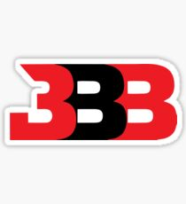 Big Baller Brand Merchandise Sticker