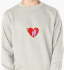 Love Licorne Pullover