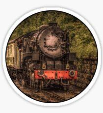 Steam Power Sticker