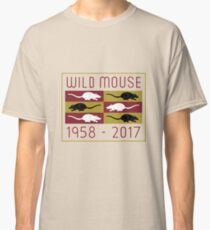 Wild Mouse at Blackpool Pleasure Beach Birth and Death Classic T-Shirt