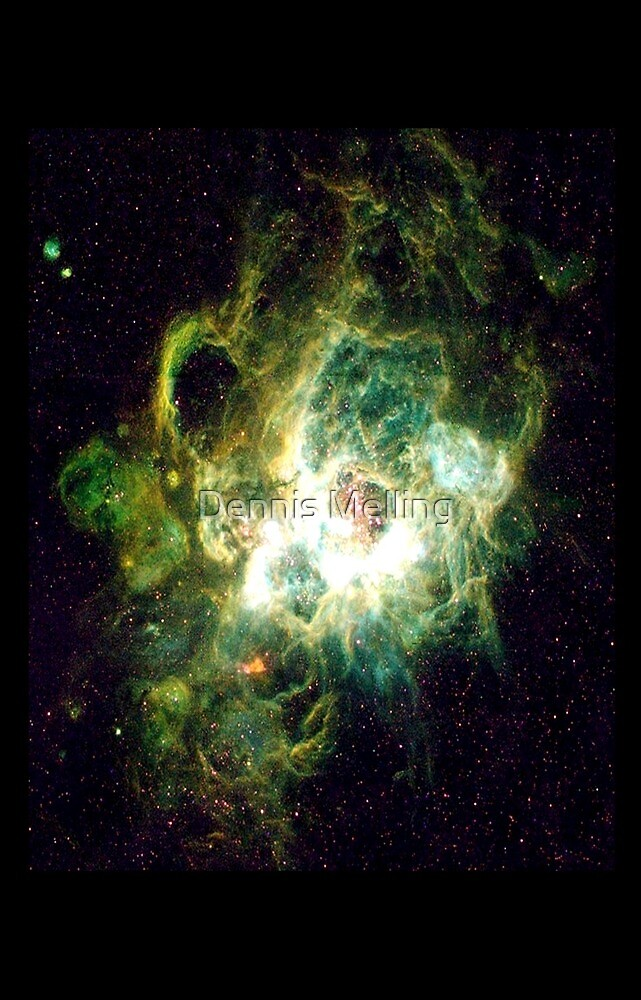 Birth of a Star by Dennis Melling