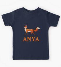 Anya Fox Kids Tee