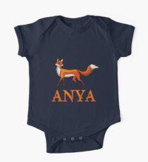 Anya Fox One Piece - Short Sleeve