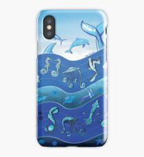 Ocean's Symphony iPhone Case/Skin