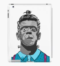monsterhipster iPad Case/Skin