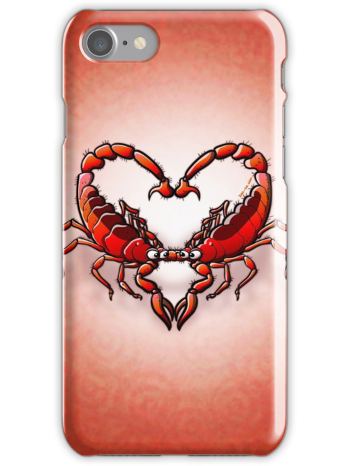 Loving Scorpions by Zoo-co
