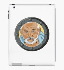 Bill Porthole iPad Case/Skin