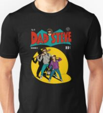 Stranger Things Dad Steve Unisex T-Shirt