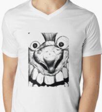 Hi! Close talker Men's V-Neck T-Shirt