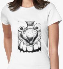 Hi! Close talker Women's Fitted T-Shirt