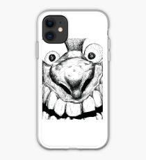 Hi! Close talker iPhone Case
