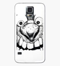 Hi! Close talker Case/Skin for Samsung Galaxy