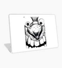 Hi! Close talker Laptop Skin