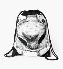 Hi! Close talker Drawstring Bag