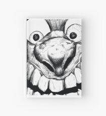 Hi! Close talker Hardcover Journal