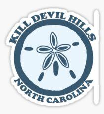 Kill Devil Hills - OBX. Sticker
