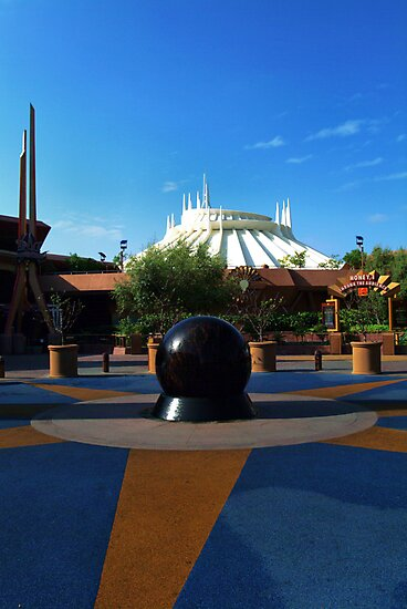 Space Mountain by harborhouse55