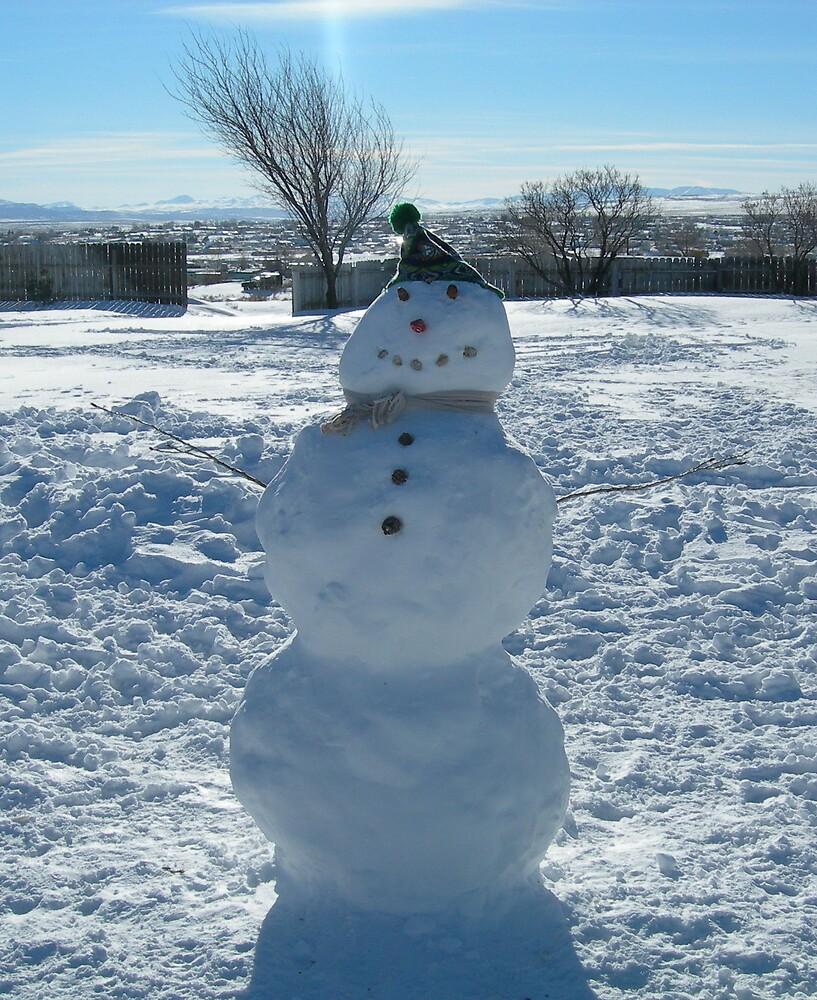 Frosty by buddrinker80