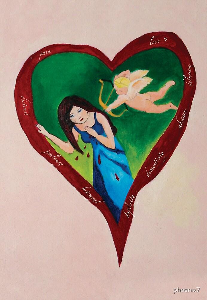 Love, not by phoenix7