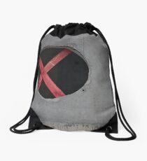 X Drawstring Bag