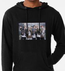 BTS Mic Drop Remix Leichter Hoodie
