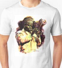 Dizzy Gillespie Unisex T-Shirt