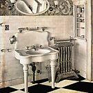 Victorian Bathroom by mindydidit