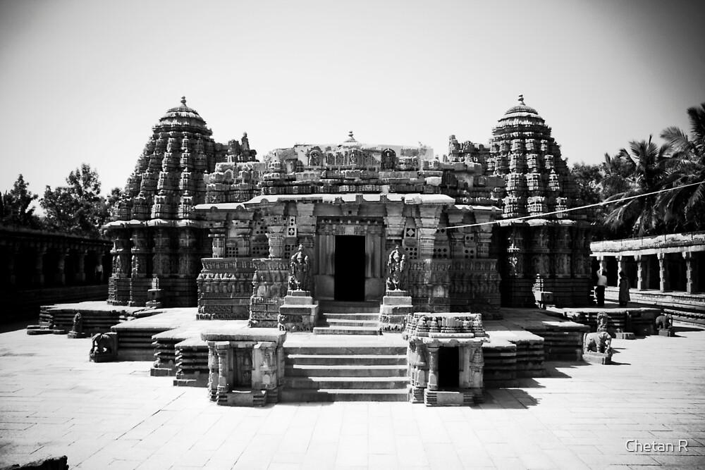 Somanathapura Temple by Chetan R