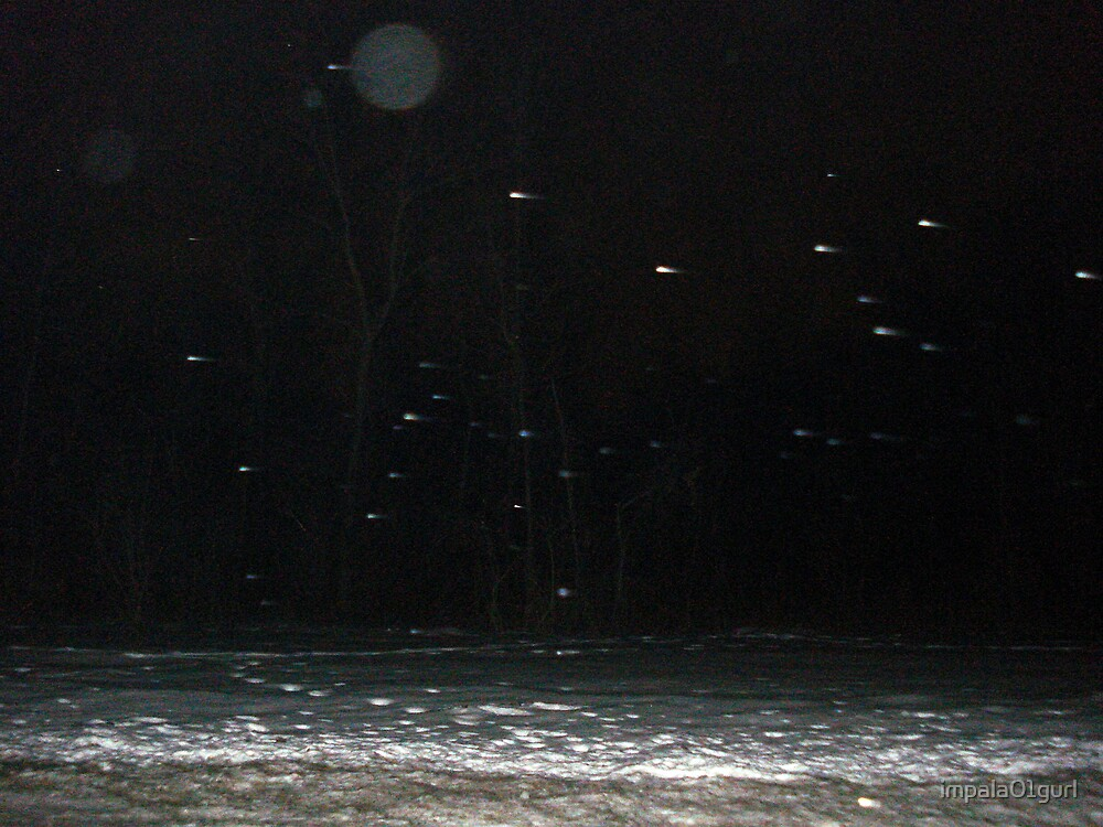Crazy Orbs at Bachelors Grove by impala01gurl