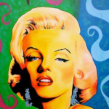 Marilyn Monroe by Nirvana10588