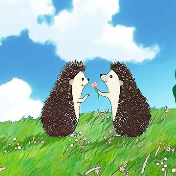 HH Princess Pricklepants Hedgehog Valentine: The Flower a Hedgehog Love Story by PPricklepants