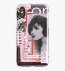 Norma Talmadge Collage iPhone Case