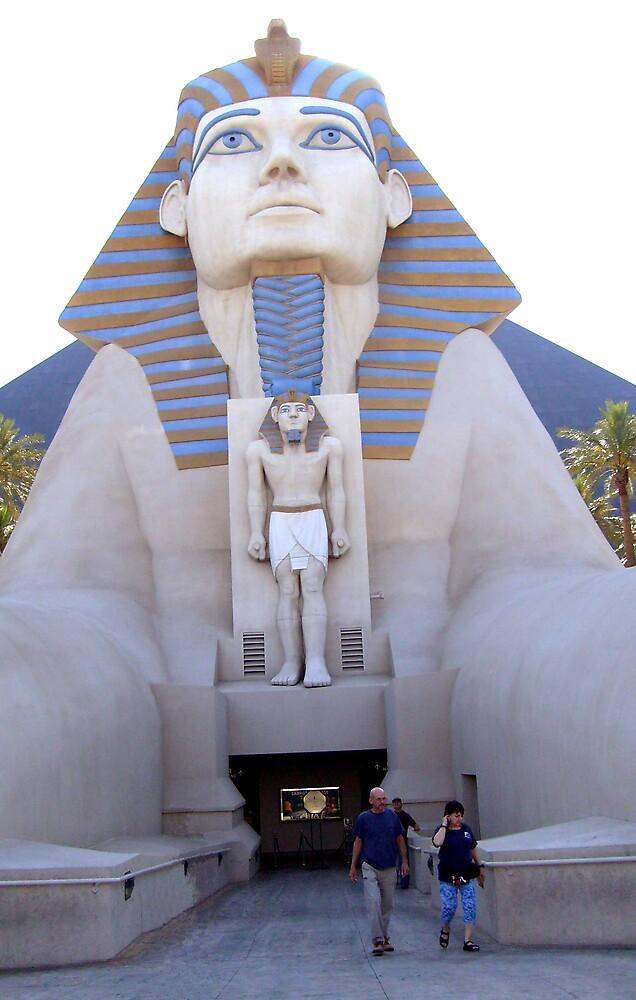 A Vegas Casino, the Luxor by Bill2