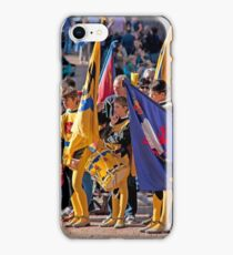 Siena Pageantry iPhone Case/Skin